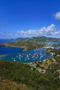 English Harbour, Antigua, Caribbean by Jeremy Lightfoot