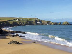 Mother Ivey's Bay, Cornwall, England, United Kingdom, Europe by Jeremy Lightfoot