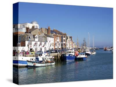 Old Town and Harbour, Weymouth, Dorset, England, United Kingdom, Europe
