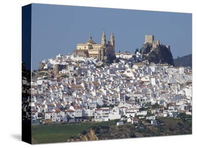 Olvera, Andalucia, Spain, Europe