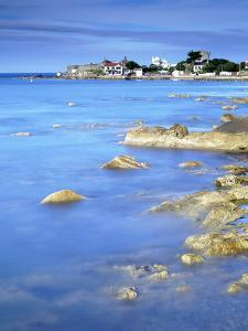 Sandycove, with James Joyce Tower Museum, Dublin, County Dublin, Republic of Ireland, Europe by Jeremy Lightfoot