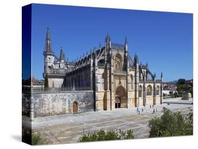 Santa Maria Da Vitoria Monastery, UNESCO World Heritage Site, Batalha, Portugal, Europe