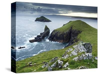 The Rumps, Pentire Point, Cornwall, England, United Kingdom, Europe