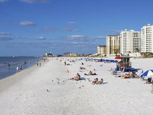 Treasure Island, Gulf Coast, Florida, United States of America, North America by Jeremy Lightfoot
