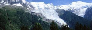 Glacier Des Bossons by Jeremy Walker