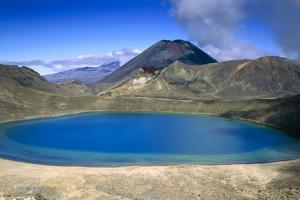 Volcanic Lake by Jeremy Walker