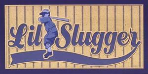 Lil Slugger by Jeremy Wright