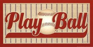 Play Ball by Jeremy Wright