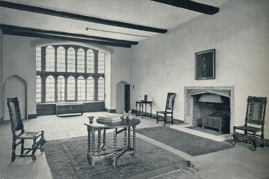 'Jericho, The Upper Room in Lupton's Tower', 1926-Unknown-Photographic Print