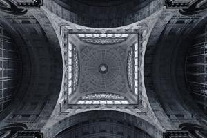 The Railroad Cathedral by Jeroen Van