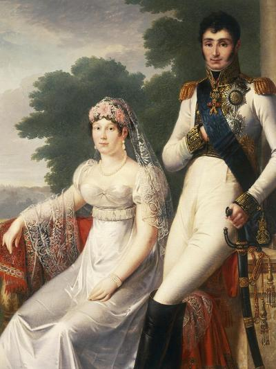 Jerome Bonaparte, Brother of Napoleon Bonaparte, King of Westphalia--Giclee Print
