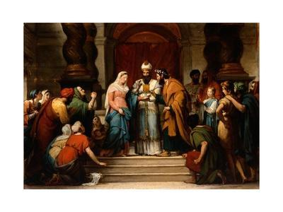 The Marriage of the Virgin, 1833