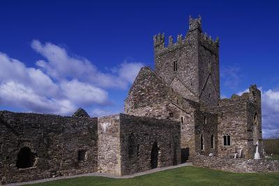 Jerpoint Abbey, Dating Back to 1158, County Kilkenny, Ireland--Giclee Print
