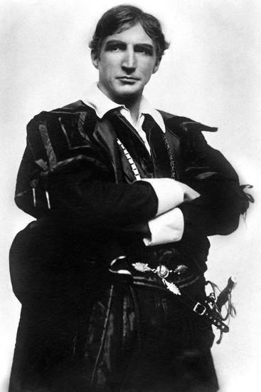 Jerrold Robertshaw (1866-194), English Actor, Early 20th Century- J Beagles & Co-Giclee Print