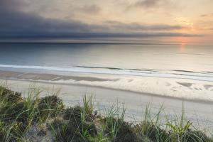 Dawn over the Atlantic Ocean as Seen from the Marconi Station Site, Cape Cod National Seashore by Jerry and Marcy Monkman