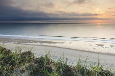 Dawn over the Atlantic Ocean as Seen from the Marconi Station Site, Cape Cod National Seashore