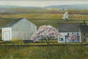Bucks Co Spring by Jerry Cable