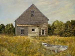 Huppers Barn by Jerry Cable