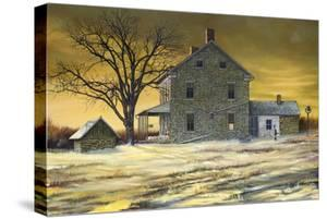 January Evening by Jerry Cable