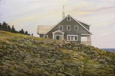 January Evening-Jerry Cable-Giclee Print