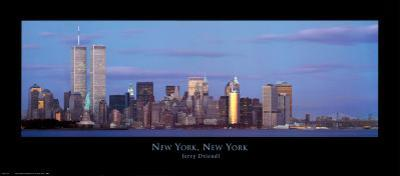 New York, New York by Jerry Driendl