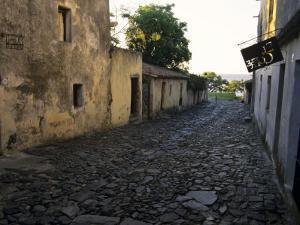Colonia Del Sacramento, Colonia, Uruguay by Jerry Ginsberg