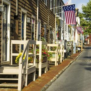 Colonial Architecture in Historic Annapolis, Md by Jerry Ginsberg