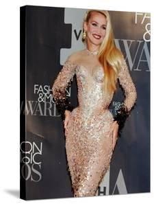 Jerry Hall at VH1 Fashion and Music Awards
