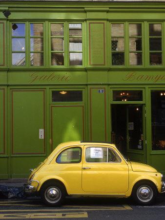 Car for Sale, Paris, France