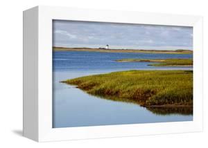 A Salt Marsh in Provincetown, Massachusetts by Jerry & Marcy Monkman
