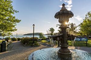 Agamont Park in Bar Harbor, Maine., Acadia National Park. by Jerry & Marcy Monkman