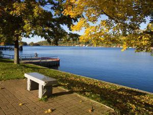 Alton Bay, New Hampshire, USA by Jerry & Marcy Monkman