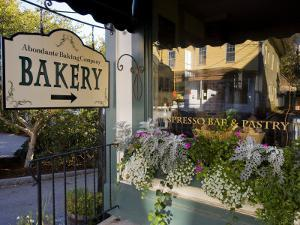 Bakery at Mill Falls Marketplace in Meredith, New Hampshire by Jerry & Marcy Monkman