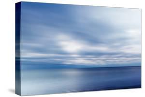 Clouds over the Atlantic Ocean, Wallis Sands SP in Rye, New Hampshire by Jerry & Marcy Monkman
