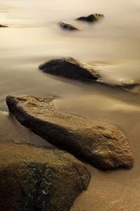 Dawn at Sand Beach in Maine's Acadia National Park by Jerry & Marcy Monkman