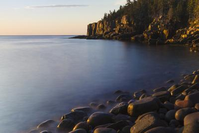 Dawn in Monument Cove in Maine's Acadia National Park