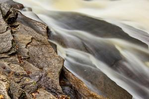 Lower Falls of the Ammonoosuc River in Twin Mountain, New Hampshire by Jerry & Marcy Monkman