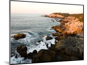 Rocky Coast of Isle Au Haut, Acadia National Park, Maine, USA by Jerry & Marcy Monkman