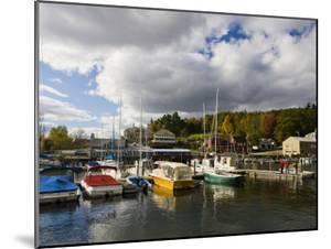Sunapee Harbor, Lake Sunapee, New Hampshire, USA by Jerry & Marcy Monkman