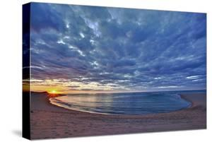 Sunset over Meadow Beach, Cape Cod National Seashore, Massachusetts by Jerry & Marcy Monkman