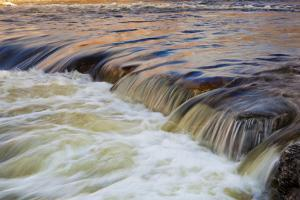 The Ashuelot River in Swanzey, New Hampshire by Jerry & Marcy Monkman
