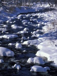 Wildcat River, White Mountains, New Hampshire, USA by Jerry & Marcy Monkman
