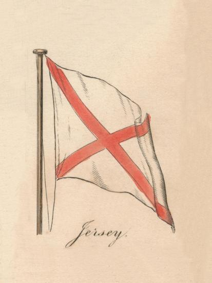 'Jersey', 1838-Unknown-Giclee Print