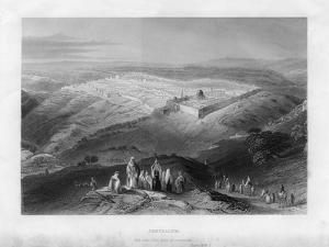 Jerusalem, 19th Century