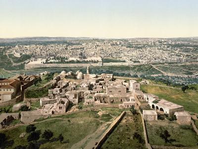 Jerusalem, C1900--Photographic Print