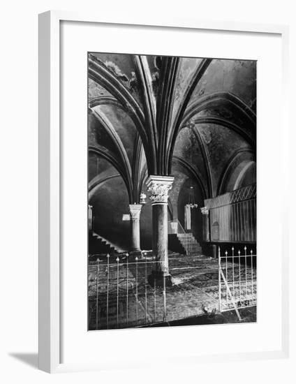 Jerusalem: Last Supper--Framed Giclee Print