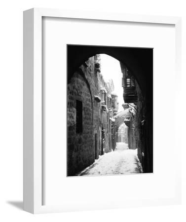 Jerusalem: Winter