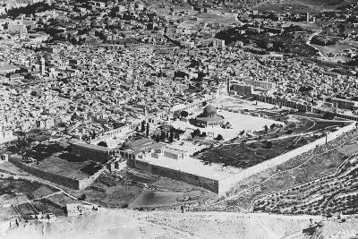 Jerusalem--Photographic Print