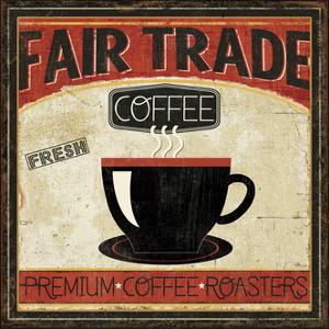Coffee Roasters I by Jess Aiken