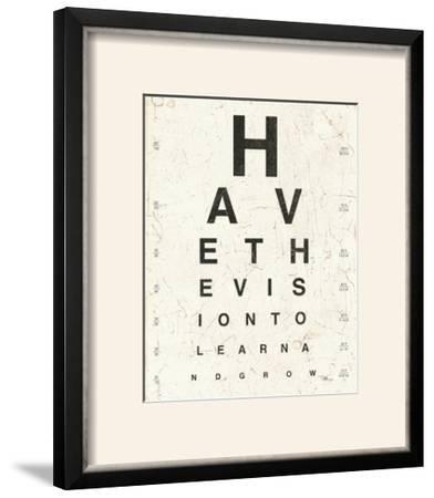 Eye Chart II